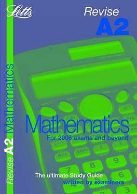 Revise A2 Mathematics. - Sherran, Peter