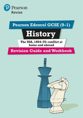 Revise Edexcel GCSE (9-1) History The USA Revision Guide and Workbook: (with free online edition) - Payne, Victoria