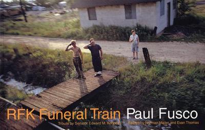 Rfk Funeral Train - Fusco, Paul (Photographer)