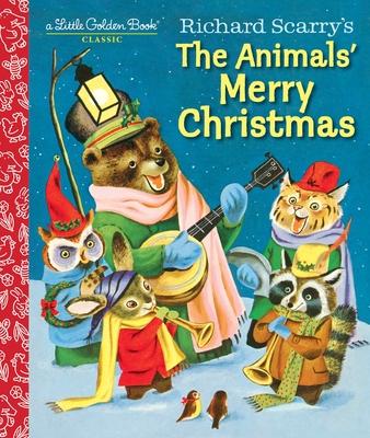 Richard Scarry's the Animals' Merry Christmas - Jackson, Kathryn