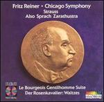 Richard Strauss: Also sprach Zarathustra; Der Rosenkavalier Waltzes