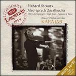 Richard Strauss: Also sprach Zarathustra; Till Eulenspeigel; Don Juan; Salomes Tanz