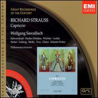 Richard Strauss: Capriccio - Anna Moffo (vocals); Christa Ludwig (vocals); David Winnard (vocals); Dennis Wicks (vocals); Dermot Troy (vocals);...