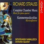 Richard Strauss: Complete Chamber Music, Vol. 1: Music for Piano Quartet