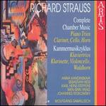 Richard Strauss: Complete Chamber Music, Vol. 9: Piano Trios, clarinet, cello, horn
