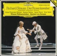 Richard Strauss: Der Rosenkavalier [Highlights] - Agnes Baltsa (vocals); Anna Tomowa-Sintow (vocals); Helga Müller-Molinari (vocals); Janet Perry (vocals); Kurt Moll (vocals);...
