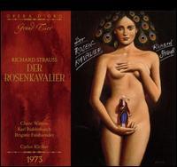 Richard Strauss: Der Rosenkavalier - Albrecht Peter (vocals); Anneliese Waas (vocals); Benno Kusche (vocals); Brigitte Fassbaender (vocals);...
