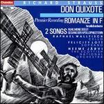 Richard Strauss: Don Quixote; Romanze in F; 2 Songs