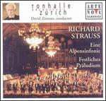Richard Strauss: Eine Alpensinfonie; Festliches Pr�ludium
