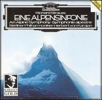 Richard Strauss: Eine Alpensinfonie - David Bell (organ); Berlin Philharmonic Orchestra; Herbert von Karajan (conductor)