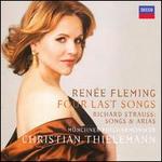 Richard Strauss: Four Last Songs - Ren?e Fleming (soprano); M?nchener Symphonie Orchester; Christian Thielemann (conductor)