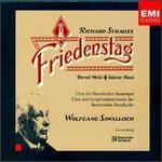 Richard Strauss: Friedenstag
