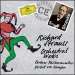 Richard Strauss; Orchestral Works