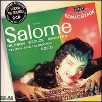 Richard Strauss: Salome [Remastered] - Aron Gestner (vocals); Birgit Nilsson (vocals); Eberhard Wächter (vocals); Gerhard Stolze (vocals); Grace Hoffmann (vocals);...