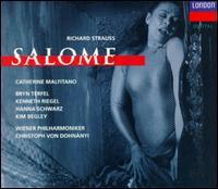 Richard Strauss: Salome - Bryn Terfel (baritone); Catherine Malfitano (soprano); Hanna Schwarz (alto); Kenneth Riegel (tenor); Kim Begley (tenor);...