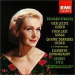 Richard Strauss: Vier letzte Lieder; Orchesterlieder