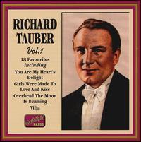 Richard Tauber Favorites, Vol. 1 - Richard Tauber