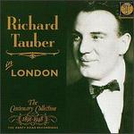 Richard Tauber in London - Evelyn Laye (vocals); Percy B. Kahn (piano); Richard Tauber (tenor); Lyceum Theatre Orchestra