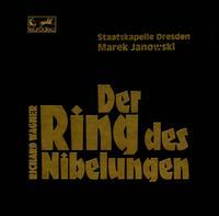 Richard Wagner: Der Ring des Nibelungen - Anne Gjevang (contralto); Cheryl Studer (soprano); Christel Borchers (mezzo-soprano); Christian Vogel (tenor);...
