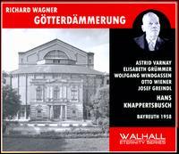 Richard Wagner: Götterdämmerung (Bayreuth 1958) - Astrid Varnay (vocals); Claudia Hellmann (vocals); Dorothea Siebert (vocals); Elisabeth Grümmer (vocals);...