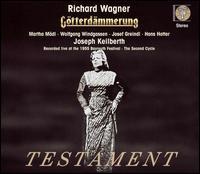 Richard Wagner: Götterdämmerung - Astrid Varnay (vocals); Elisabeth Schartel (vocals); Georgine von Milinkovic (vocals); Gré Brouwenstijn (vocals);...