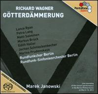 Richard Wagner: Götterdämmerung - Christa Mayer (mezzo-soprano); Edith Haller (soprano); Jacquelyn Wagner (soprano); Jochen Schmeckenbecher (baritone);...