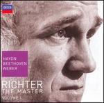 Richter the Master, Vol. 6: Haydn, Beethoven, Weber