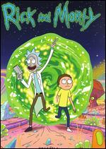Rick and Morty: The Complete First Season [2 Discs]