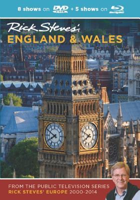 Rick Steves' England & Wales DVD & Blu-Ray 2000-2014 - Steves, Rick
