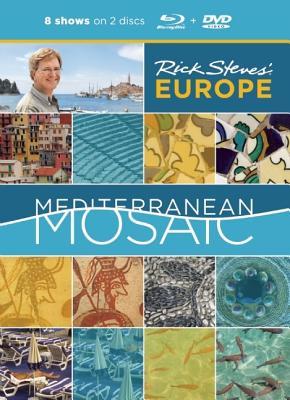 Rick Steves' Mediterranean Mosaic Blu-Ray and DVD - Steves, Rick