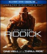 Riddick [Unrated] [2 Discs] [Includes Digital Copy] [UltraViolet] [Blu-ray/DVD]