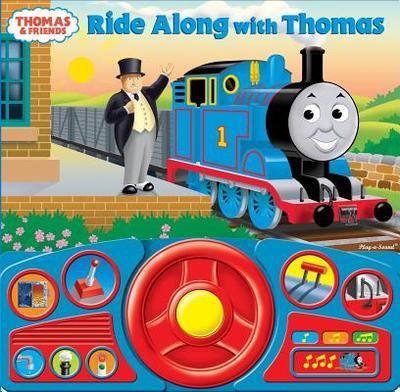 Ride Along with Thomas - Publications International Ltd (Creator)