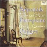 Ries, Limmer: Piano Quintets