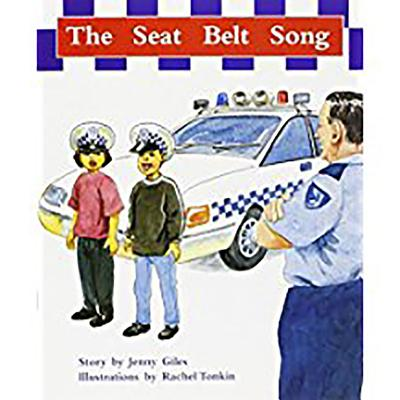 Rigby PM Collection: Individual Student Edition Turquoise (Levels 17-18) the Seat Belt Song - Giles, Jenny, X