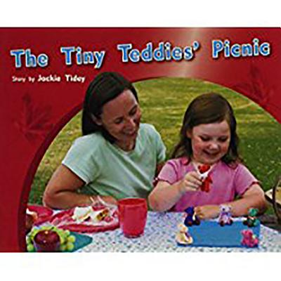 Rigby PM Photo Stories: Individual Student Edition Red (Levels 3-5) the Tiny Teddies' Picnic - Various, and Tidey, and Rigby (Prepared for publication by)