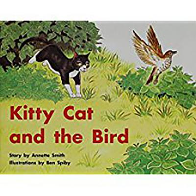 Rigby PM Stars: Individual Student Edition Red (Levels 3-5) Kitty Cat and the Bird - Various