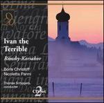 Rimsky-Korsakov: Ivan the Terrible