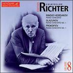 Rimsky-Korsakov: Piano Concerto/Glazunov: Piano Concerto No.1/Prokofiev: Piano Concerto No.1