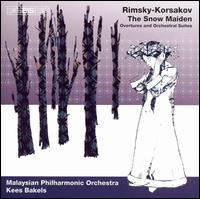 Rimsky-Korsakov: The Snow Maiden - Malaysian Philharmonic Orchestra; Kees Bakels (conductor)