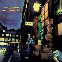 Rise and Fall of Ziggy Stardust and the Spiders from Mars [LP] - David Bowie
