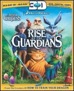 Rise of The Guardians [3D] [Blu-ray/DVD] - Peter A. Ramsey