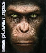 Rise of the Planet of the Apes [2 Discs] [Includes Digital Copy] [Blu-ray/DVD] - Rupert Wyatt