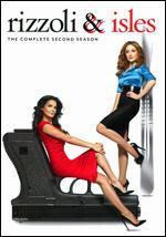 Rizzoli & Isles: Season 02
