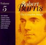 Robert Burns: The Compete Songs, Vol. 5