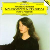 Robert Schumann: Kinderszenen; Kreisleriana - Martha Argerich (piano)
