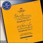 Robert Schumann: Symphonie No. 4; Wilhelm Furtwängler: Symphonie No. 2