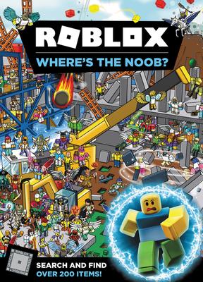 Roblox: Where's the Noob? - Official Roblox Books (Harpercollins)