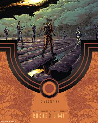 Roche Limit Volume 2: Clandestiny - Moreci, Michael, and Charles, Kyle