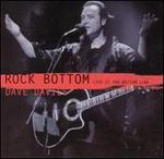 Rock Bottom: Live at the Bottom Line
