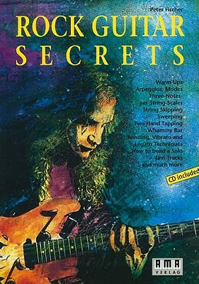 Rock Guitar Secrets - Fischer, Peter
